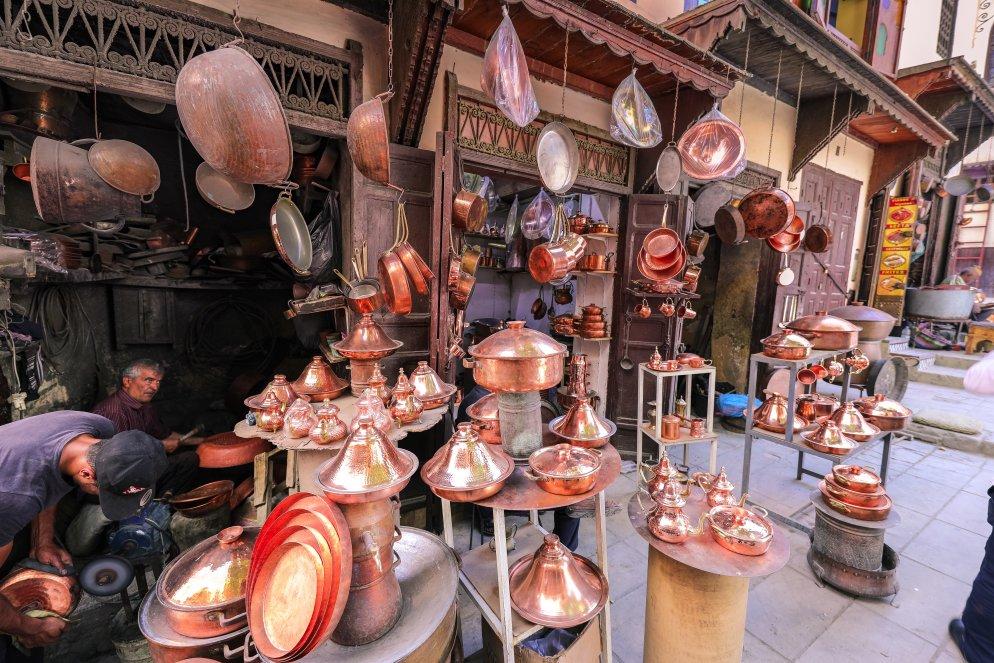 Shopping in Thekkady